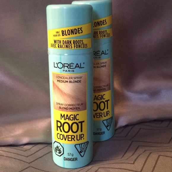 2 bottles of Magic root cover up